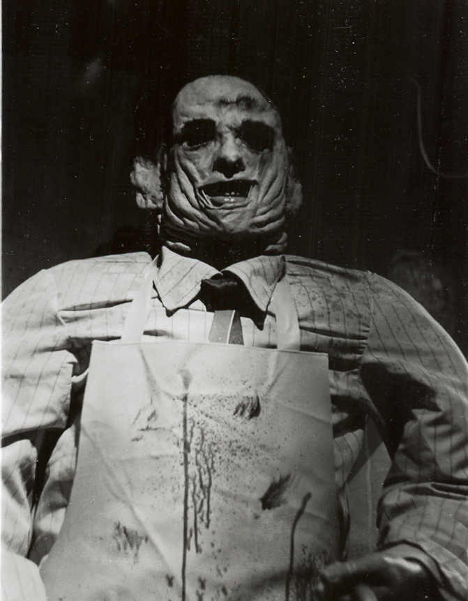 Leatherface by then-comes-dudley on DeviantArt