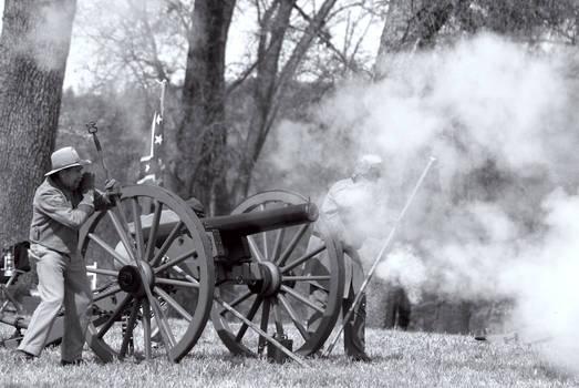 Civil War Powder  by lbrunkho