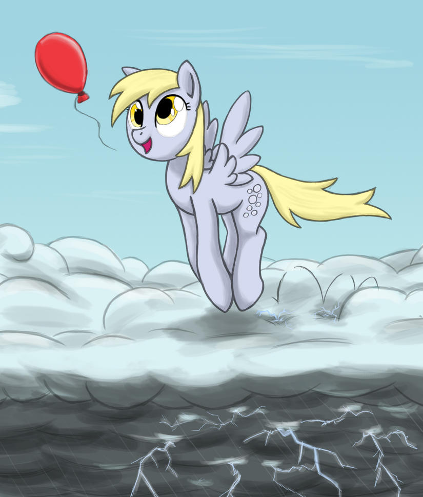 Balloon by otakuap
