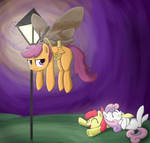 Scootaloo Flies!