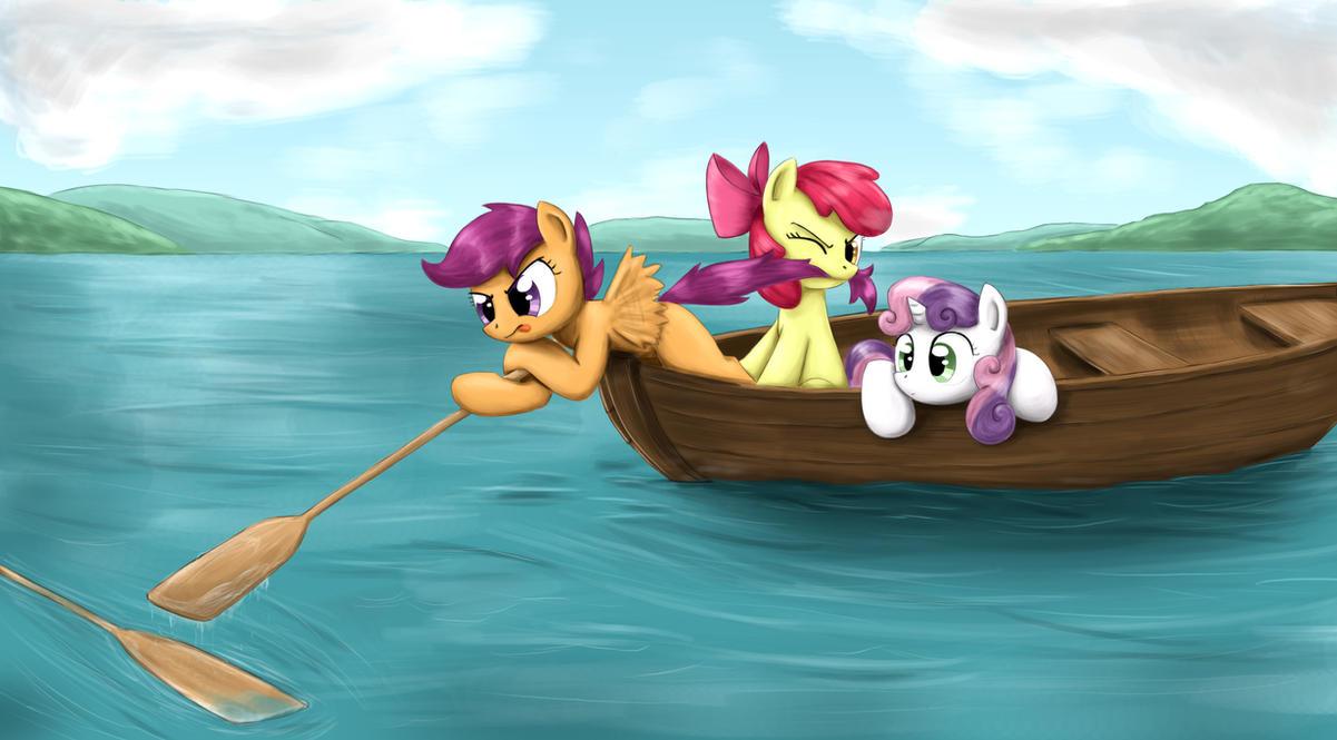 CMC Boating by otakuap