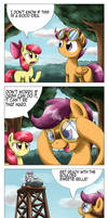 A GOOD Idea (Part 1) by otakuap
