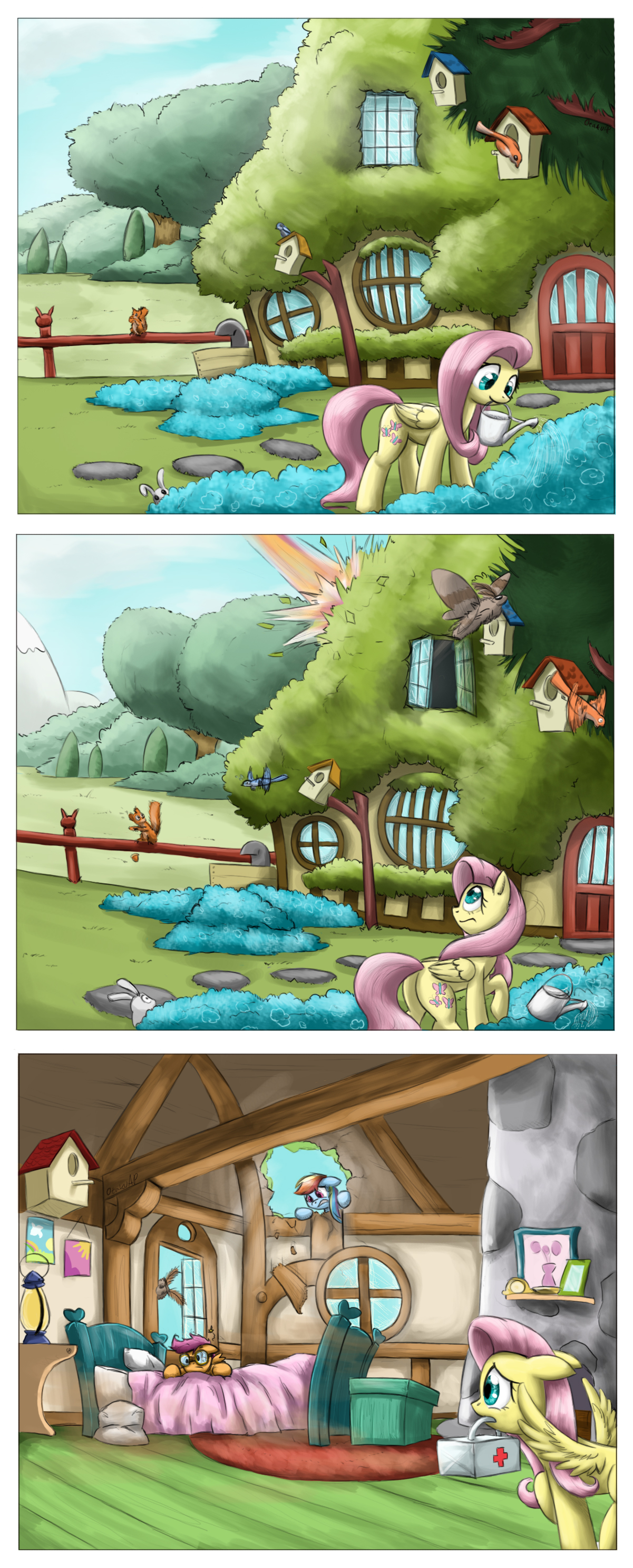 A GOOD Idea (Part 3) by otakuap