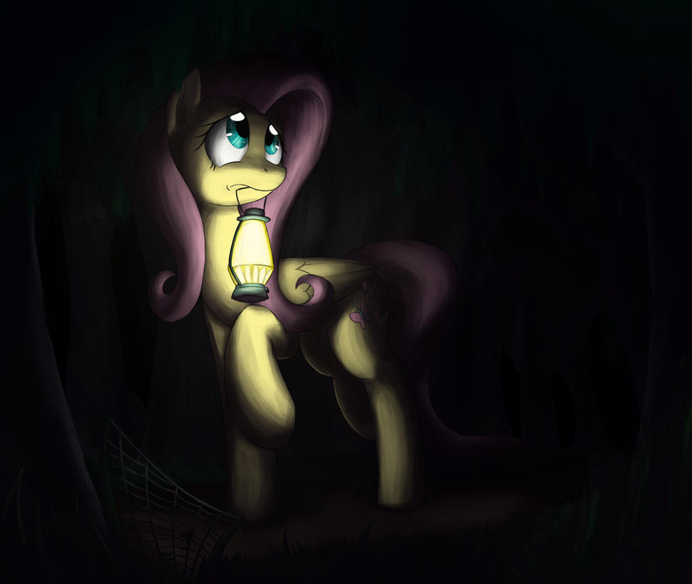 Dark Forest. by otakuap