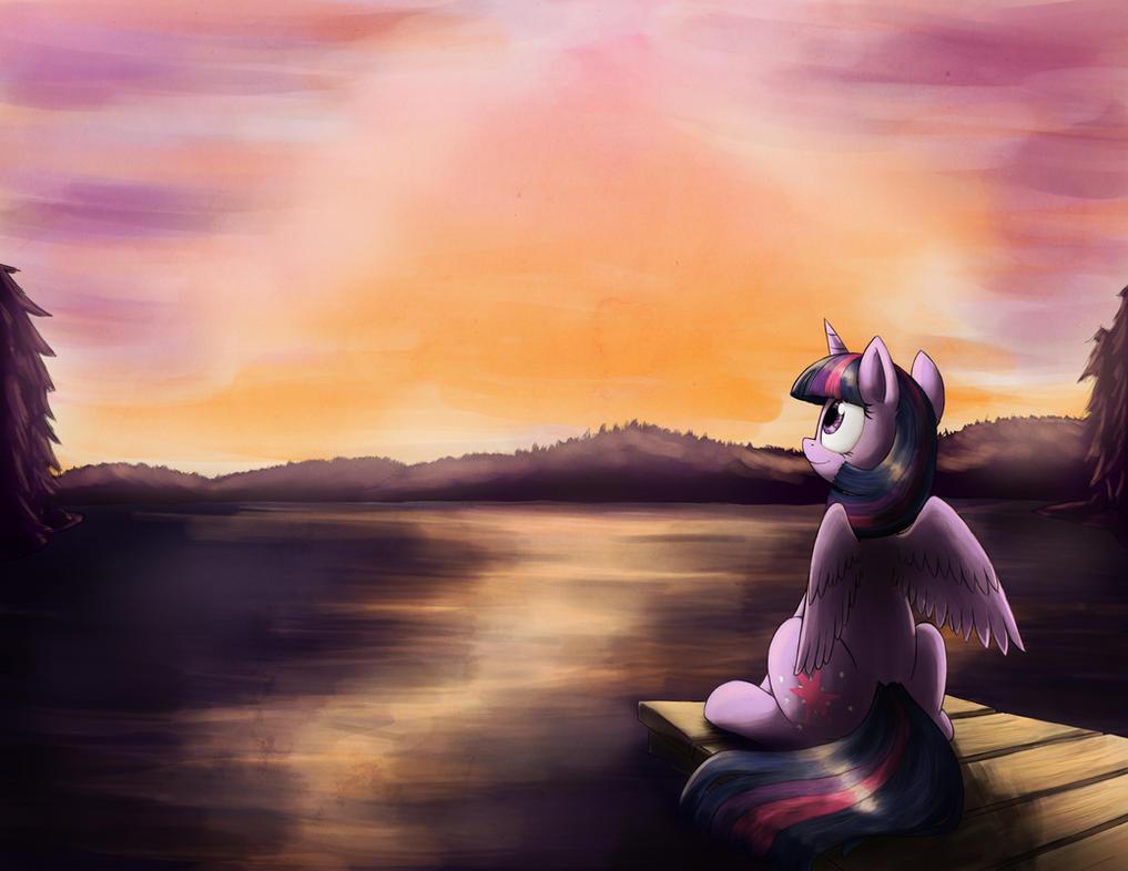Twilight Twilight by otakuap