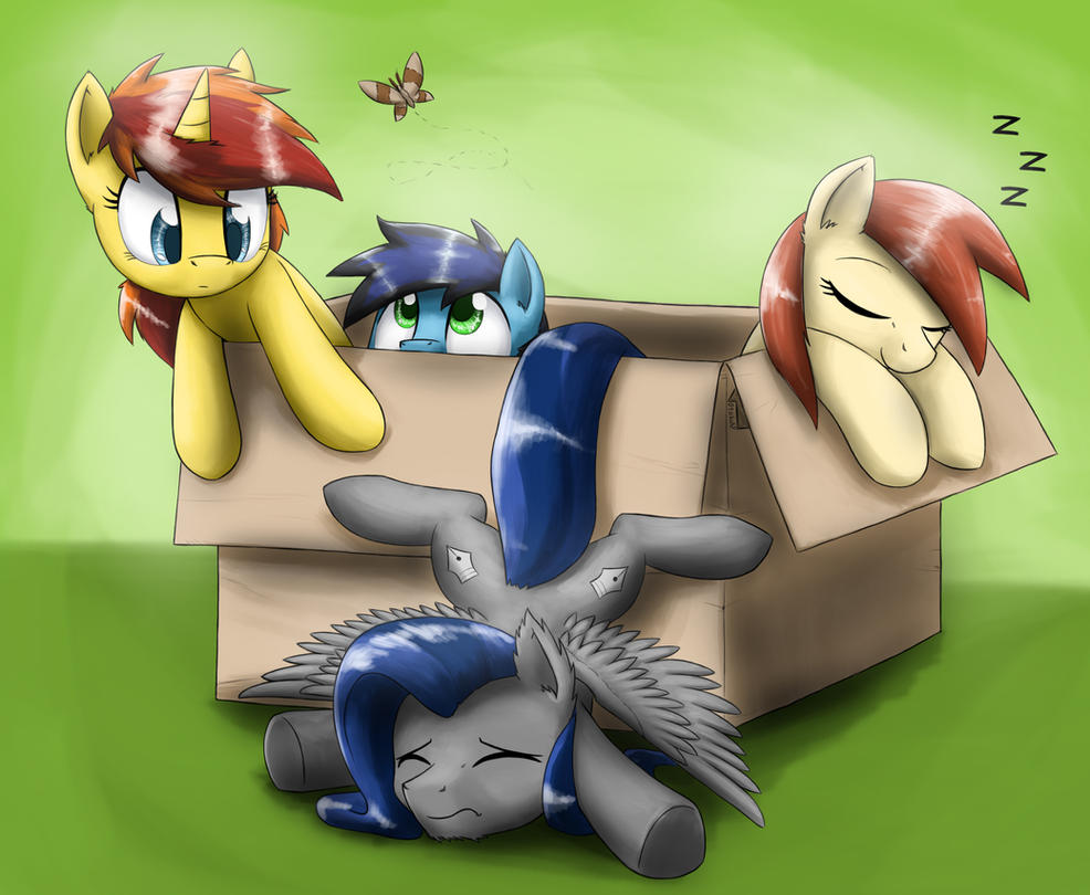 CaC Boxed by otakuap