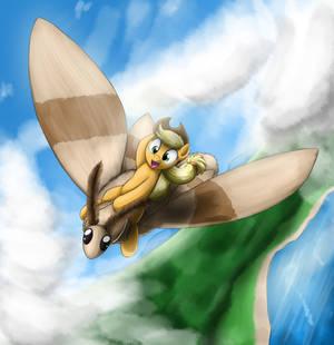 Moth Rider