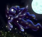 Luna's fireflies