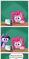Toaster by otakuap