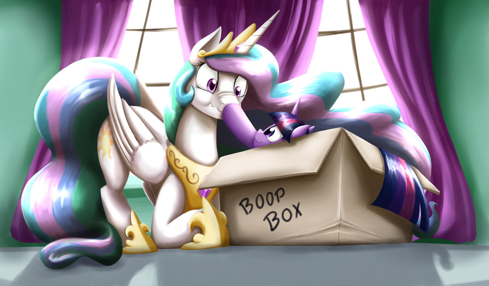 twilight in a box