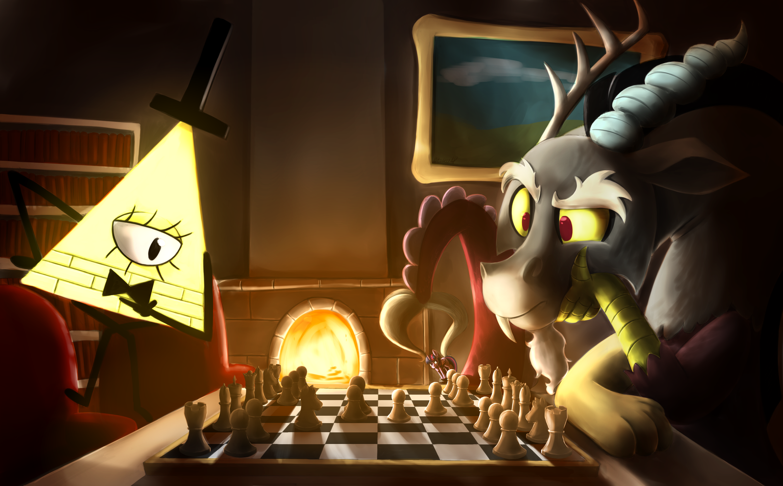 Chess by otakuap