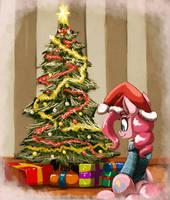Pinkie Card by otakuap