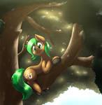 Tree pony