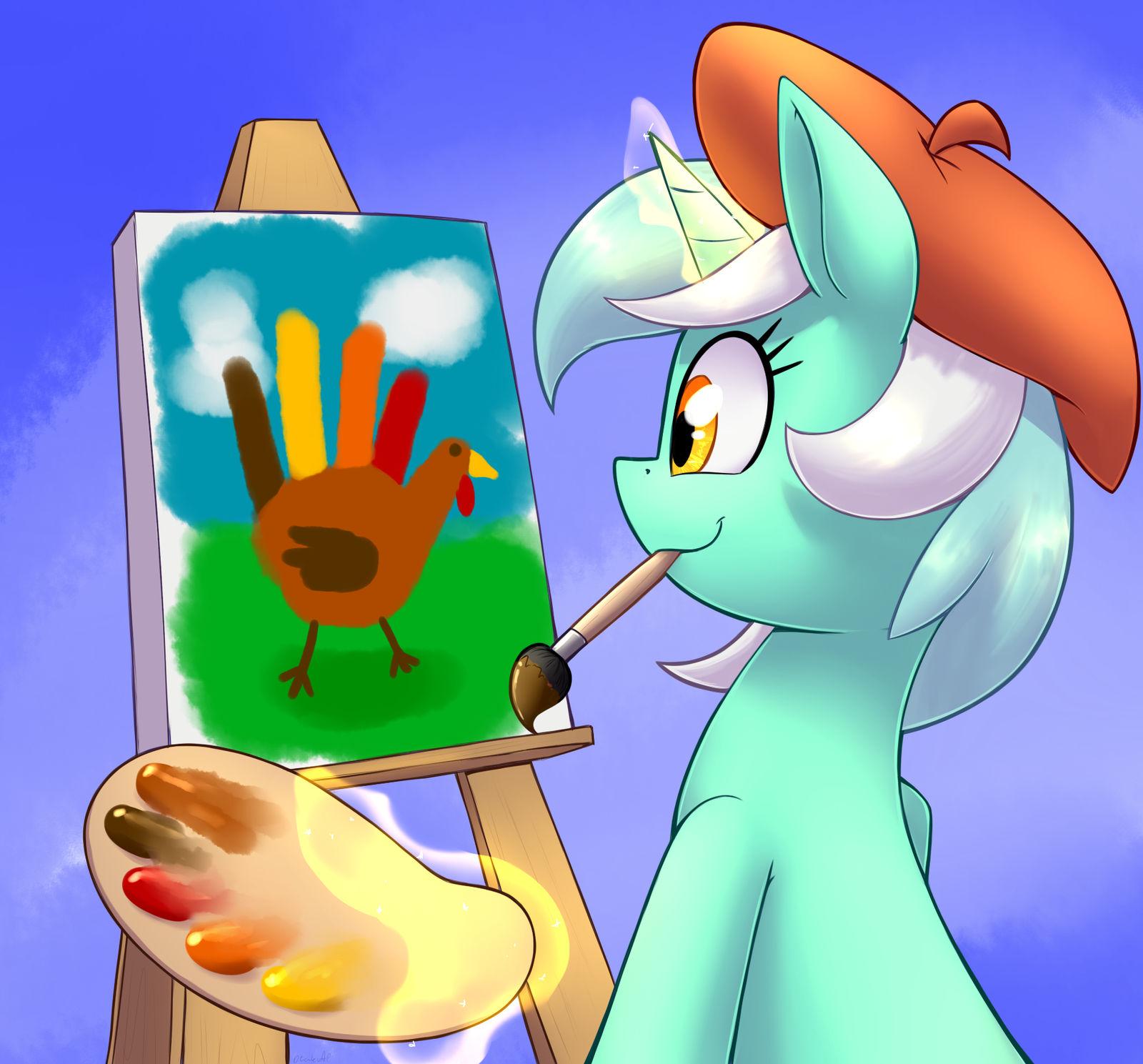 Lyra Art