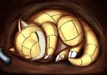 Sleepy Sandsrew
