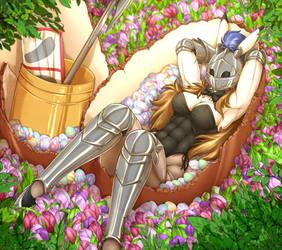 Easter Armorbun by otakuap