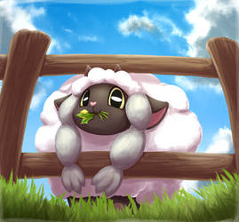 Wooloo by otakuap