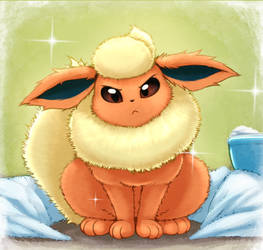 Clean Flareon