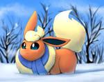 Snow Flareon