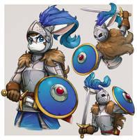 Sword n Shield bun 2