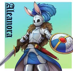 Armorbun Doodle
