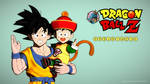 Yo! Goku and Gohan here! by plua3dart