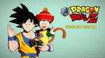 Yo! Goku and Gohan here! by plua3dart