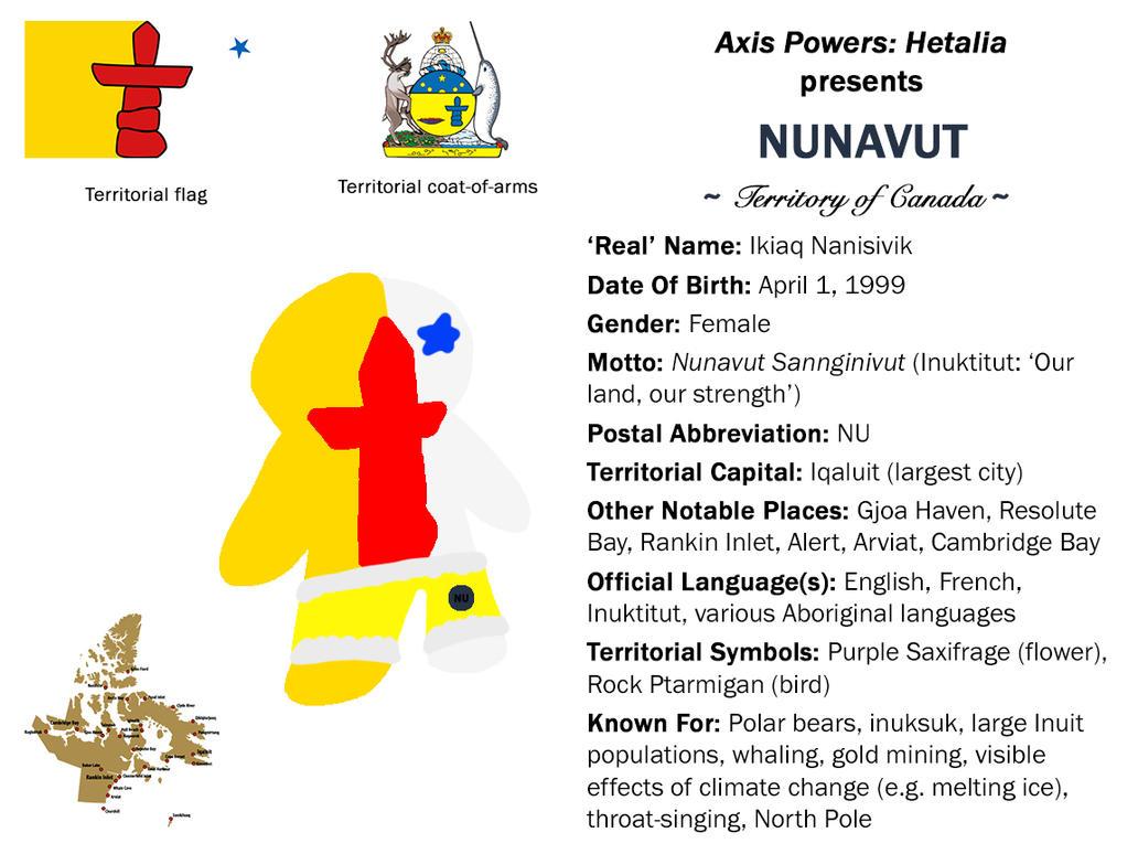 A Mare Usqua Mare - Nunavut by TheRealCanadianBoys