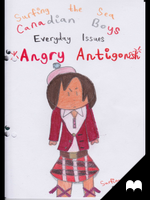 Angry Antigonish by TheRealCanadianBoys
