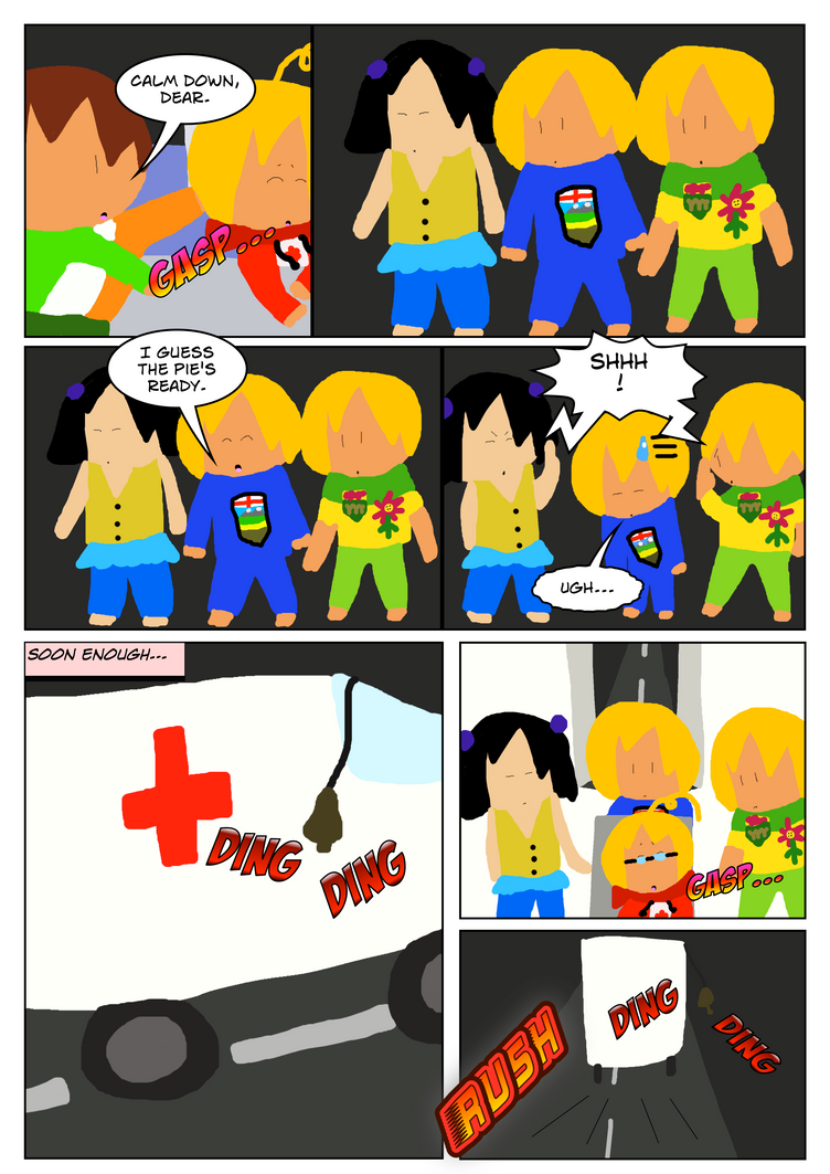 Newfound Hands Comic - Page 9 by TheRealCanadianBoys