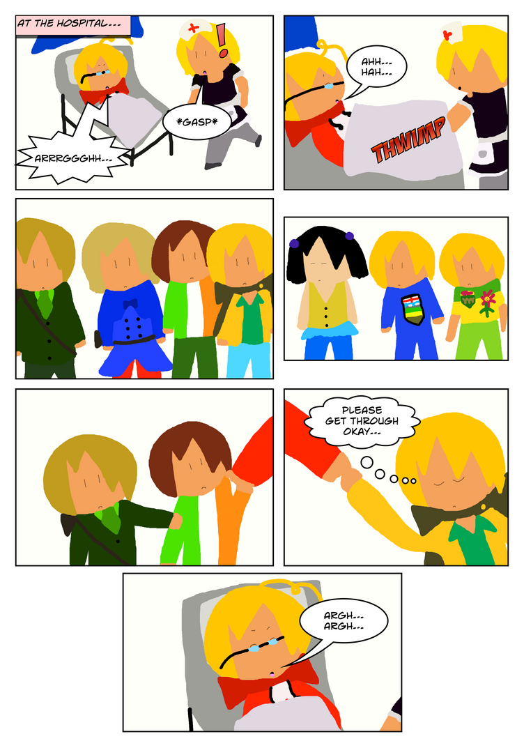 Newfound Hands Comic - Page 10 by TheRealCanadianBoys