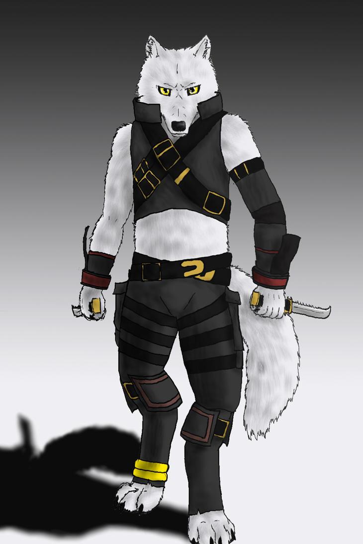 Anthro Wolf - Matt by wanton-fox on DeviantArt