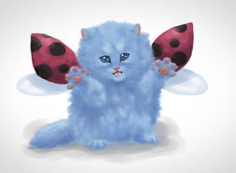 Real Catbug! by wanton-fox