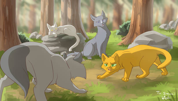Thunderclan Training - [UNICEF COMM] For Simon