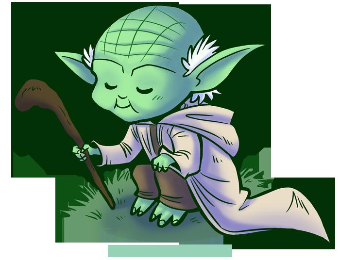 Yoda by valval