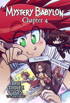 Mystery Babylon - Chapter 4 - Teaser Image