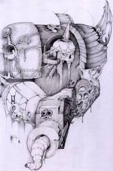 nurg-let by Ork-artist