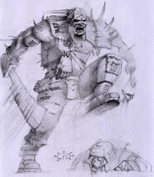 Bloodpact by Ork-artist