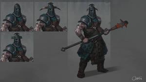 Viking Warrior Concept
