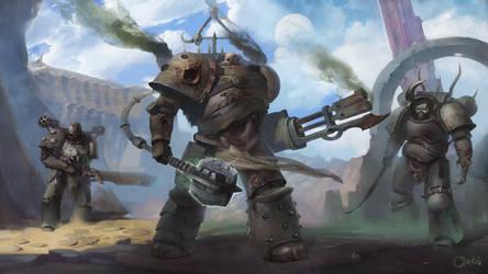 Nurg - let by Ork-artist
