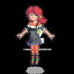 Rita - Persona with no background