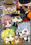 Angery Stardust Crusaders