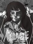 [OC] Ex-Kamikaze by Azaziel00