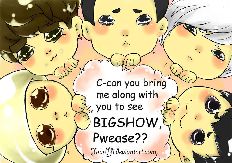 BIGSHOW? by JoonYi