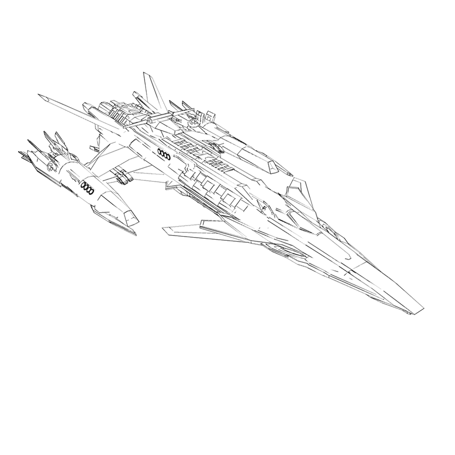 Charleston class Frigate by USFU