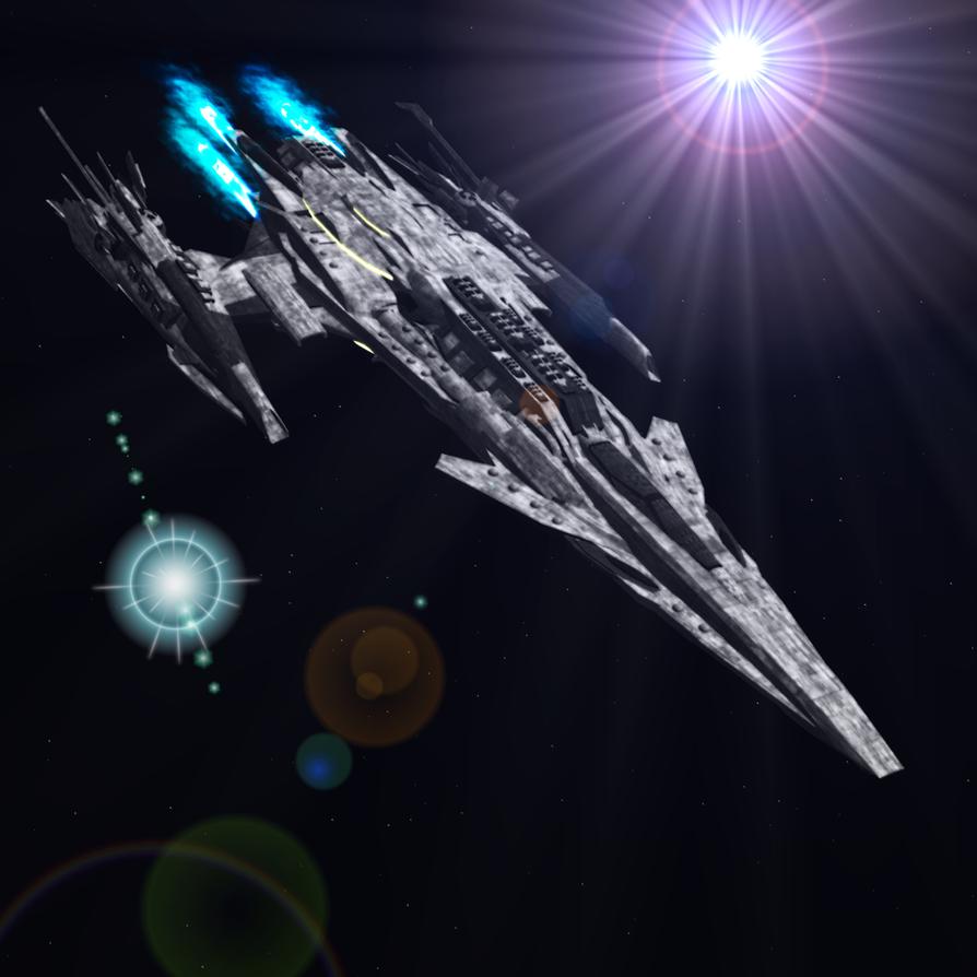 The TAS/GRV Sagittarius  SXCE-8871 by USFU