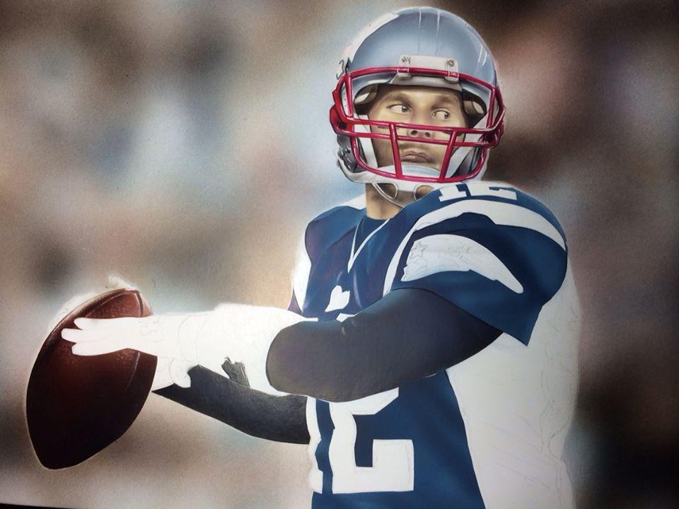 Tom Brady (WIP) by Retrodan16