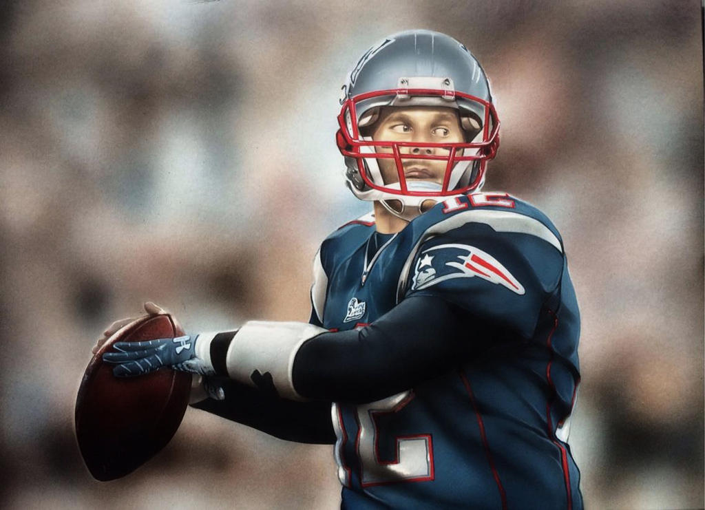 Tom Brady (complete) by Retrodan16