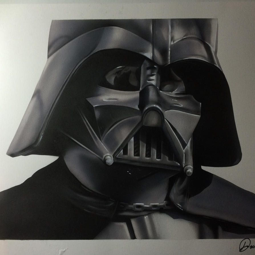 Darth Vader by Retrodan16