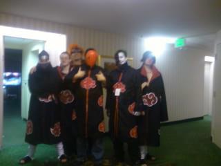 Bakuretsu Con 2011-Akatsuki Cosplayers by vocaloid223